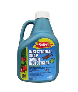 Safers Insecticidal Soap Concentrate 500 Ml