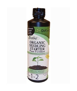 Evolve Organic Seedling Starter 1-1-2 Fertilizer 500 Ml