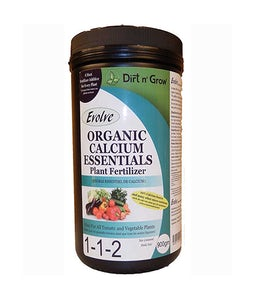 Evolve Organic Calcium Essentials Fertilizer 1-1-2 900 G