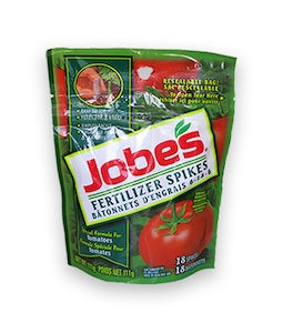 Jobes Tomato Fertilizer Spikes