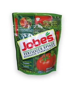 Jobes Tomato Fertilizer Spikes