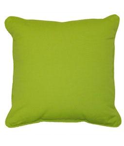 Sunbrella 16 X 16 Outdoor Cushion In Canvas Macaw