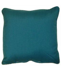 Sunbrella 16 X 16 Outdoor Cushion In Spectrum Peacock