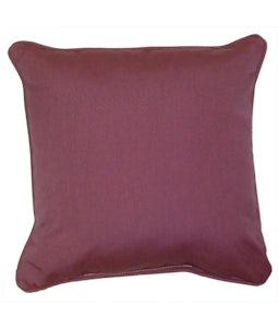 Sunbrella 16 X 16 Outdoor Cushion In Canvas Iris