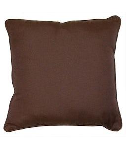 Sunbrella 16 X 16 Outdoor Cushion In Fife Plum