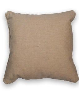 Sunbrella 16 X 16 Outdoor Cushion In Heritage Papyrus