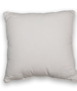 Sunbrella 16 X 16 Outdoor Cushion In Linen Natural