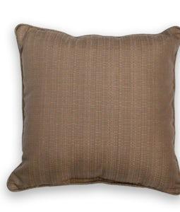 Sunbrella 16 X 16 Outdoor Cushion In Linen Taupe