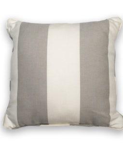 Sunbrella 16 X 16 Outdoor Cushion In Solana Seagull