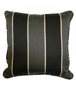 Sunbrella 16 X 16 Outdoor Cushion In Payton Granite