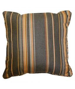 Sunbrella 16 X 16 Outdoor Cushion In Stanton Greystone