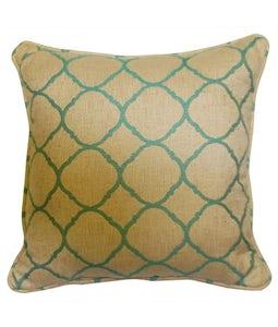 Sunbrella 16 X 16 Outdoor Cushion In Accord Jade