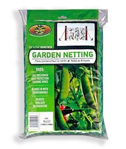 American Netting Garden Netting 5/8In X 1.125In Mesh 6Ftx 20Ft