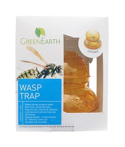 Green Earth Wasp Trap