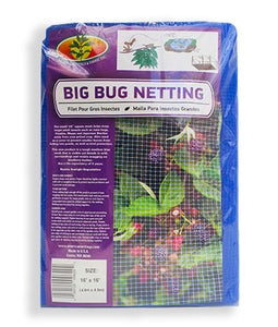 American Netting Big Bug Netting 1/4 In Mesh 16 Ft X 16 Ft