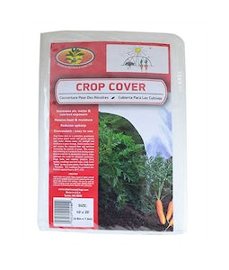 American Netting Crop Cover 30 G X 12 Ft X 25 Ft White