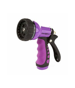 Colour Wave Multi Pattern Aqua Nozzle Purple