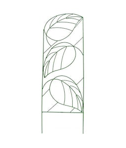 50 IN LEAF TRELLIS GREEN