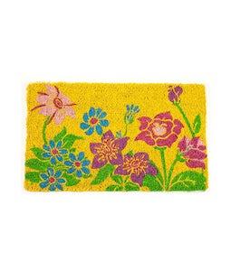 Wildflower Power Door Mat