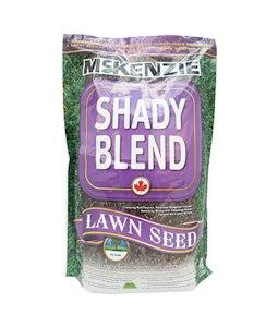 Mckenzie Shady Blend Lawn Seed 1 Kg
