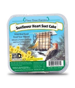 Sun Country Farms Sunflower Heart Suet 12 Oz