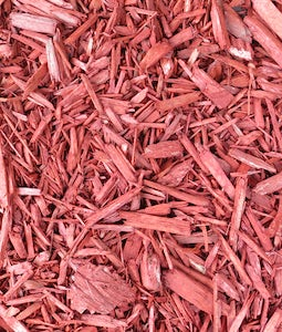 Ecco Chips Redbrick Recycled Colored Mulch 2 Cu Ft