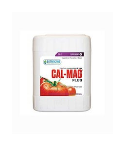 Botanicare Cal-mag Plus 2-0-0 Plant Nutrient Supplement 5 Gal