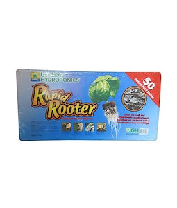 General Hydroponics Rapid Rooter Tray 50 Plugs