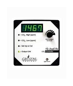 Grozone Sco2 Controller O-5000 Ppm