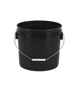 Bucket Black 5 Gal
