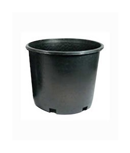 Nursery Pot Black 5 Gal