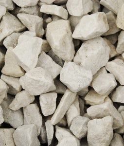 Mountain Magic Marble Chips White Rock 0.5 Cu Ft