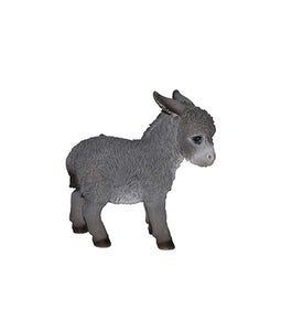Border Concepts Small Baby Donkey 13In