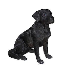 Border Concepts Black Labrador Small 8.75inH