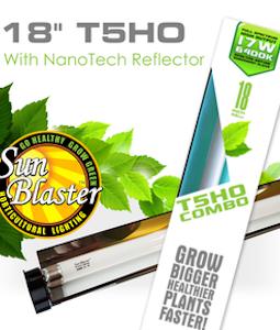 Nanotech T5 Reflector Combo 18 In