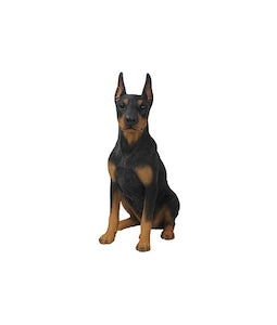Border Concepts Doberman Pinscher 24inH