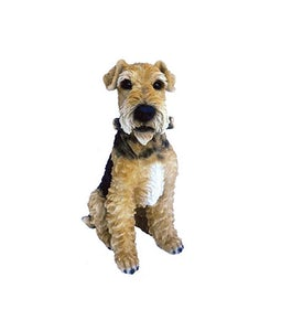 Border Concepts Large Airedale Terrier 18 In