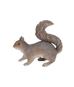 Border Concepts Large Grey Squirrel 11.5In