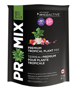 Pro Mix Premium Tropical Plant Mix 5L