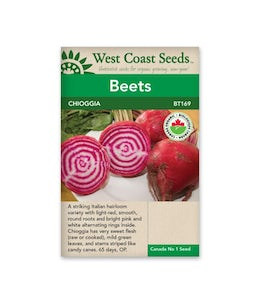 West Coast Seeds Chioggia