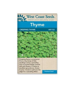 West Coast Seeds Creeping Thyme