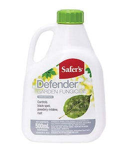 SAFERS DEFENDER GARDEN FUNGICIDE CONCENTRATE 500 ML