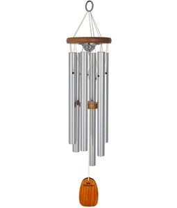 Amazing Grace Chime With Memorial Urn