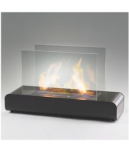 Eco Feu Blush Free Standing Insert Or Table Top Fireplace