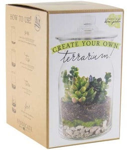 DIY TERRARIUM KIT BY SYNDICATE SALES