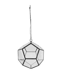 DODECAHEDRON HANGING TERRARIUM BY SYNDICATE SALES