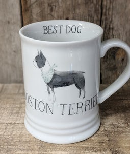 BOSTON TERRIOR MUG