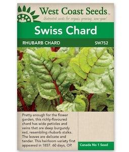 SWISS CHARD RHUBARB