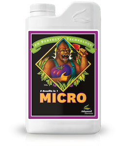 ADVANCED NUTRIENTS PH PERFECT MICRO 4 LITRE