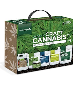 BLUE SKY ORGANICS CRAFT CANNABIS KIT